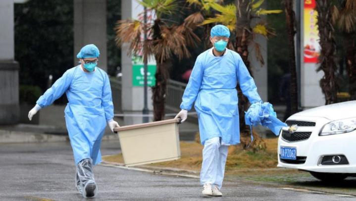 Coronavirus : La Chine enregistre 78 nouveaux cas et 7 décès à Wuhan