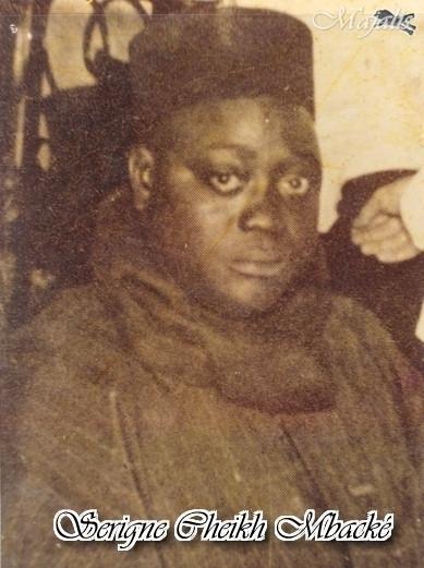 "Serigne Cheikh Mbacké ""Gaïndé Fatma"", petit-fils de Serigne Touba"