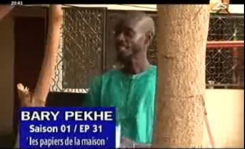 Bary Pekhe - 14 Juin 2012