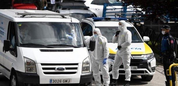 Coronavirus en Espagne: Le nombre de morts inquiète