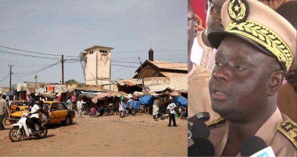 Lutte contre le coronavirus à Kaolack: Les marchés ferment à 14 heures