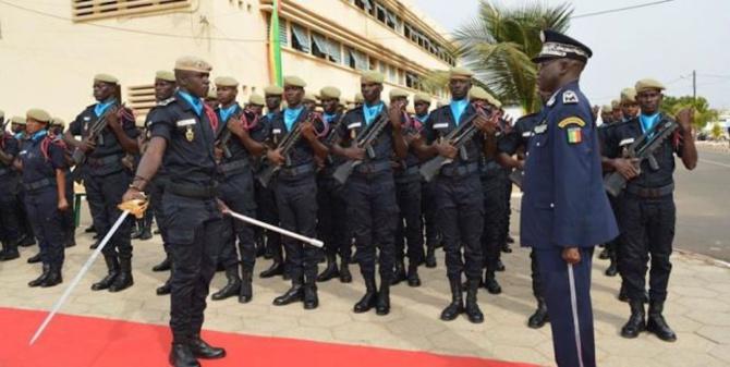 Etat d'urgence: La Police nationale en appelle au sens de responsabilité des citoyens