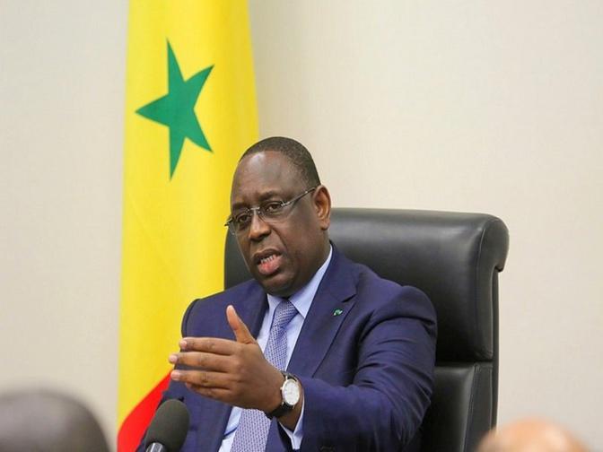 Couvre feu: Macky appelle les Sénégalais à faire preuve de responsabilité