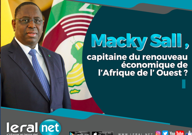 COVID-19 : MACKY SALL VEUT UNE ANNULATION DE LA DETTE DE L'AFRIQUE