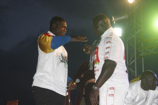 Tapha Tine et Bombardier promettent du sang