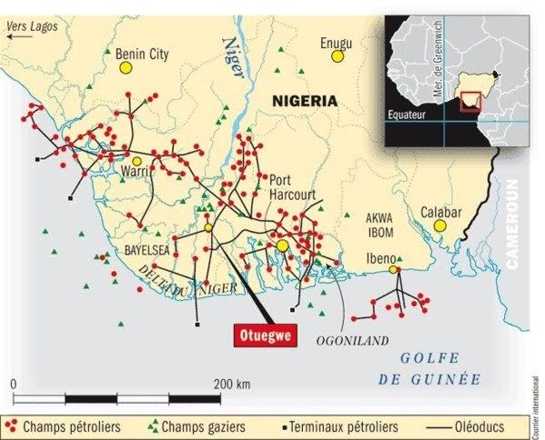 Nigeria - L'argent du pétrole fait des vagues