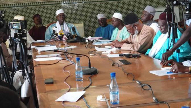 COVID 19 : Déclaration Commune des forces vives religieuses du Sénégal