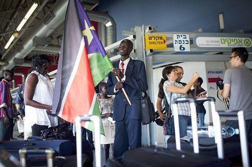 Israël expulse des dizaines de clandestins africains