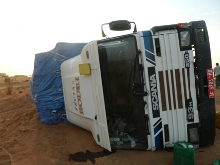"""Mauritanie: La Route de l'Espoir """"perdu"""""""