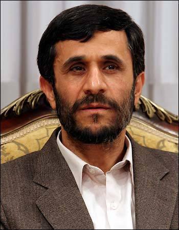 "Ahmadinejad : ""huit ans, ça suffit"""