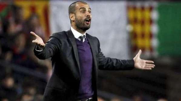 Un nouveau courtisan très sérieux pour Guardiola !