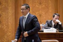 Le premier ministre roumain accusé de plagiat