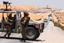 Israël s'inquiète de l'anarchie qui règne dans le Sinaï