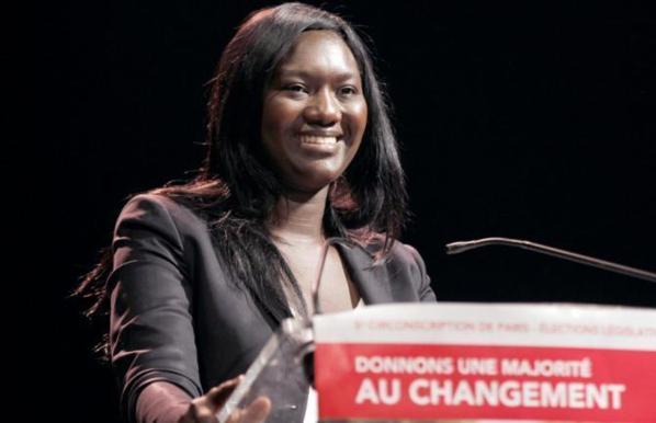 Seybah Dagoma, un nouveau visage noir africain à l'Assemblée nationale française