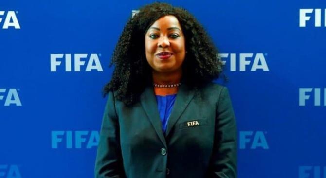 "Fatma Samoura: ""Un hommage mondial sera rendu à Pape Diouf"""