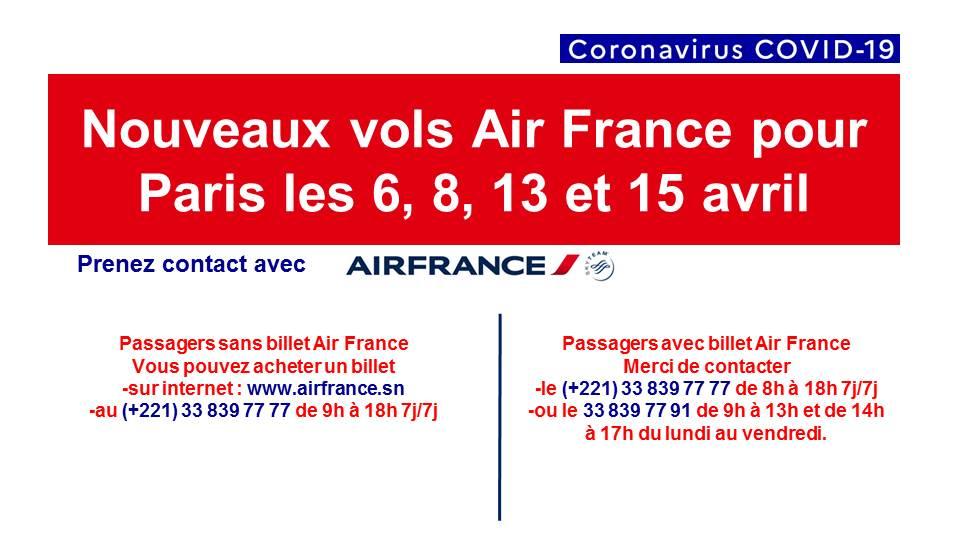VIDEO - L'AIDB n'est pas encore fermé, Air France continue d'y atterrir jusqu'à présent
