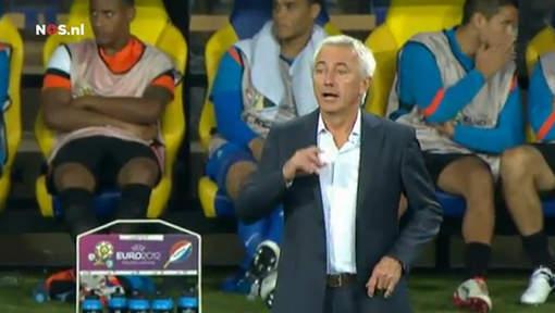 "Robben à Van Marwijk: ""Ferme ta g*****, mec!"""