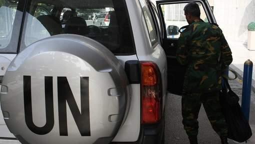 L'ONU discute du sort de sa mission en Syrie