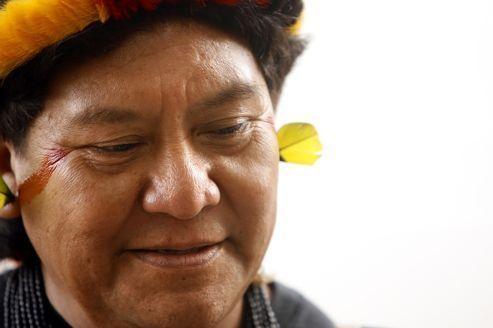 L'appel désespéré du «dalaï-lama de l'Amazonie» au Brésil