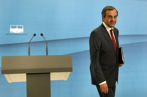 Grèce: Samaras, premier ministre aux multiples visages