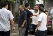 Ai Weiwei n'est pas autorisé à quitter le territoire chinois
