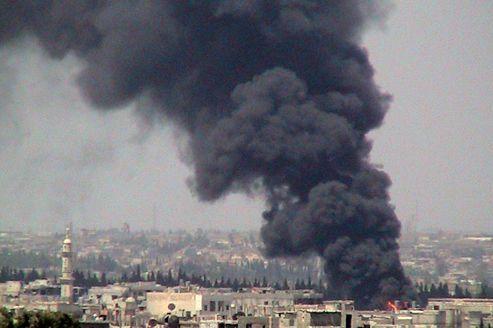 Syrie : la Russie appelée à arrêter de livrer des armes