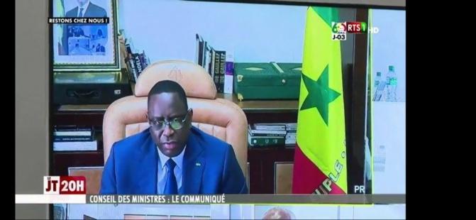 Lutte contre le covid 19 : Après le e-Conseil, le gouvernement du Sénégal déroule le Smart Conseil