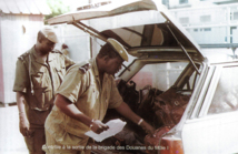 5 Maliens arrêtés à avec 44 kg de Cannabis