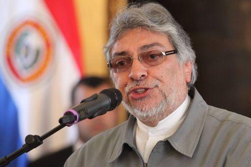 Le président du Paraguay sur la sellette