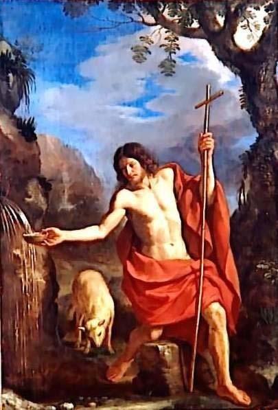 La fête de la nativité de Saint Jean Baptiste : dimanche 24 juin 2012