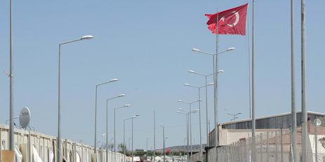 La Syrie abat un avion de combat turc en Méditerranée