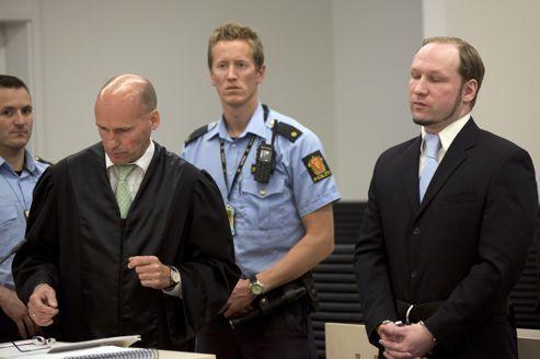 La défense de Breivik veut lui éviter l'asile psychiatrique