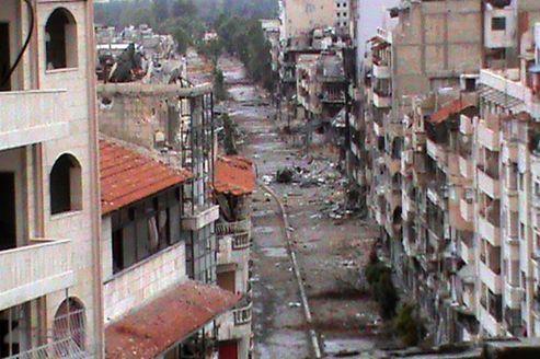 La Russie persiste à livrer des armes au régime syrien