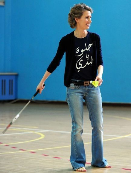 La nouvelle provocation d'Asma el-Assad
