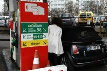 Le prix du gazole est revenu au niveau de l'été 2011