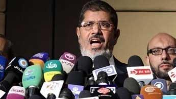 Morsi prône un renouveau des relations diplomatiques entre Téhéran et Le Caire