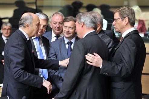 Syrie : les Européens accentuent la pression