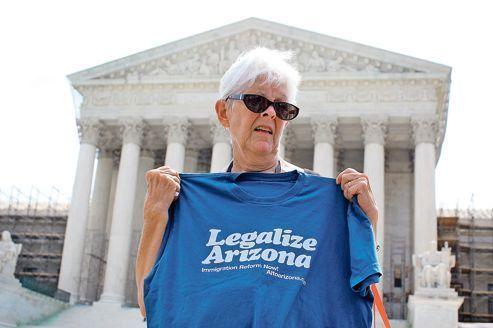 La Cour suprême restreint les pouvoirs de l'Arizona