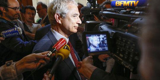Bartolone (PS) élu président de l'Assemblée avec 298 voix