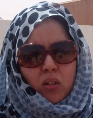 kaddoao Mauritanie manifester devant le bureau du Premier ministre