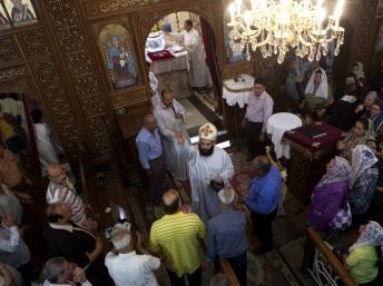 Egypte : les coptes entre craintes et résignation après l'élection de Mohamed Morsi