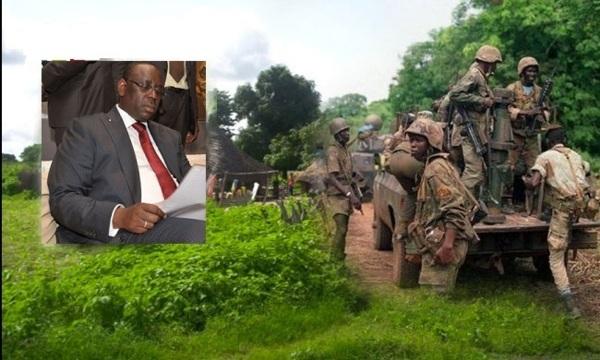 Macky Sall disposé à discuter avec toutes les factions du MFDC