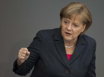 Allemagne : Merkel contre une mutualisation des dettes dans la zone euro