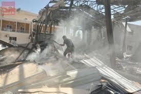Syrie: Attaque inédite contre une TV officielle, réunion internationale samedi