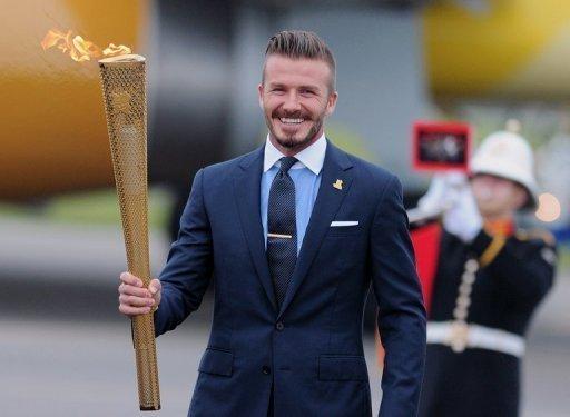 David Beckham n'ira pas aux JO !