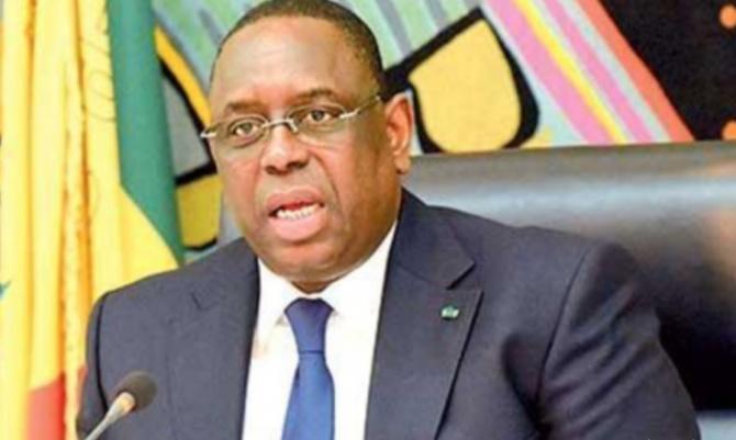 Coronavirus : Macky Sall prend une nouvelle mesure barrière