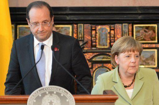 Pourquoi Angela Merkel a besoin de François Hollande