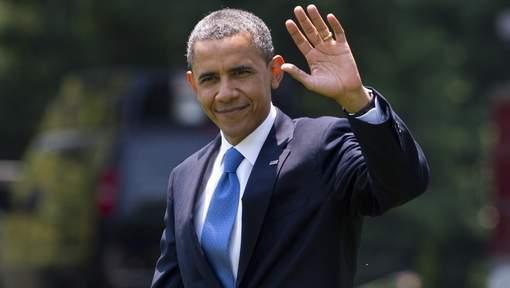 """Obama salue """"une victoire pour tous"""" les Américains"""