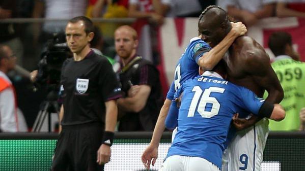 Balotelli : «Mon émotion la plus forte»
