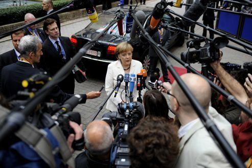 UE : Angela Merkel cède pour sauver l'essentiel